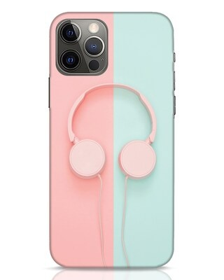 Shop Pastel Music iPhone 12 Pro Max Mobile Cover-Front