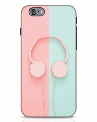 Shop Pastel Music iPhone 6s Mobile Cover-Front