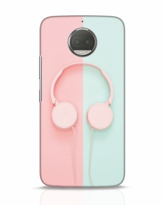 Shop Pastel Music Moto G5s Plus Mobile Cover-Front