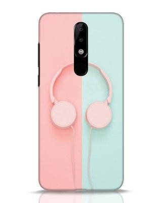 Shop Pastel Music Nokia 5.1 Plus Mobile Cover-Front
