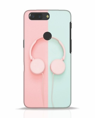 Shop Pastel Music OnePlus 5T Mobile Cover-Front