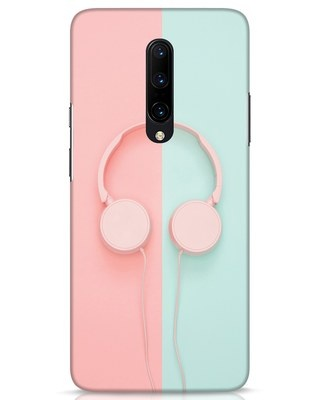 Shop Pastel Music OnePlus 7 Pro Mobile Cover-Front