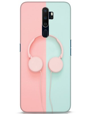 Shop Pastel Music Oppo A9 2020 Mobile Cover-Front