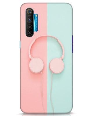 Shop Pastel Music Realme XT Mobile Cover-Front