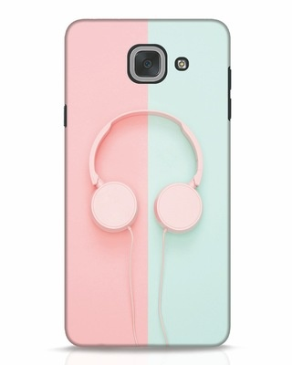 Shop Pastel Music Samsung Galaxy J7 Max Mobile Cover-Front