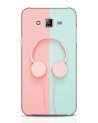 Shop Pastel Music Samsung Galaxy J7 Mobile Cover-Front