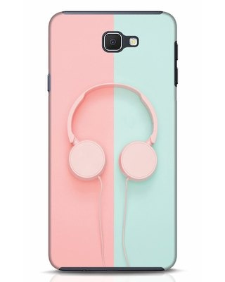 Shop Pastel Music Samsung Galaxy J7 Prime Mobile Cover-Front
