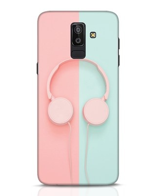Shop Pastel Music Samsung Galaxy J8 Mobile Cover-Front