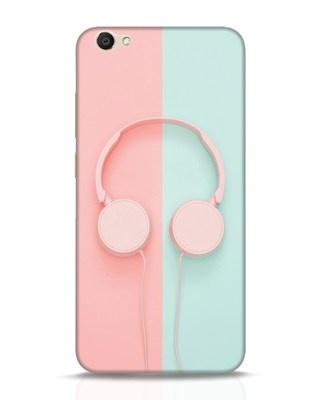 Shop Pastel Music Vivo V5 Mobile Cover-Front