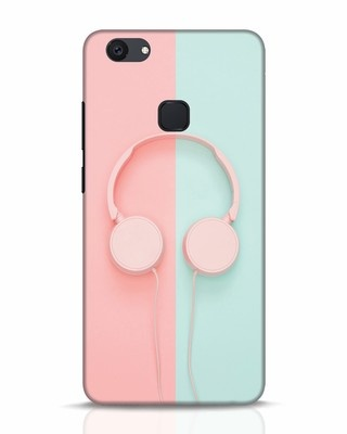 Shop Pastel Music Vivo V7 Plus Mobile Cover-Front