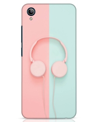 Shop Pastel Music Vivo Y91i Mobile Cover-Front