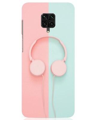 Shop Pastel Music Xiaomi Poco M2 pro Mobile Cover-Front