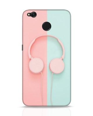 Shop Pastel Music Xiaomi Redmi 4 Mobile Cover-Front