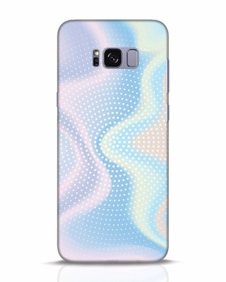 Shop Pastels Samsung Galaxy S8 Plus Mobile Cover-Front