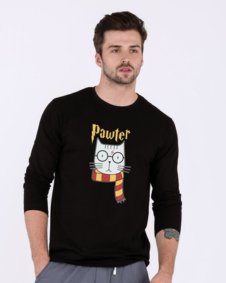 Buy Pawter Full Sleeve T-Shirt Online India @ Bewakoof.com