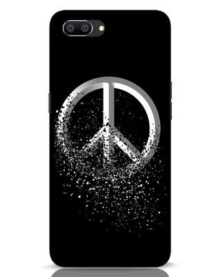Shop Peace Dispersion Realme C1 Mobile Cover-Front