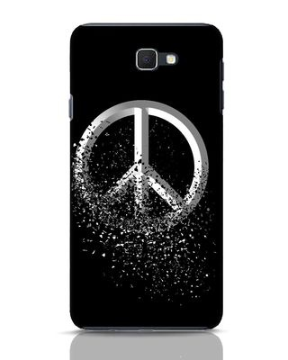 Shop Peace Dispersion Samsung Galaxy J7 Prime Mobile Cover-Front