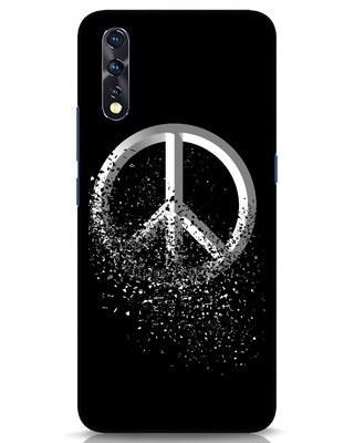 Shop Peace Dispersion Vivo Z1x Mobile Cover-Front