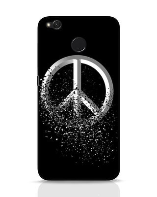 Shop Peace Dispersion Xiaomi Redmi 4 Mobile Cover-Front
