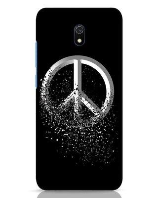 Shop Peace Dispersion Xiaomi Redmi 8A Dual Mobile Cover-Front