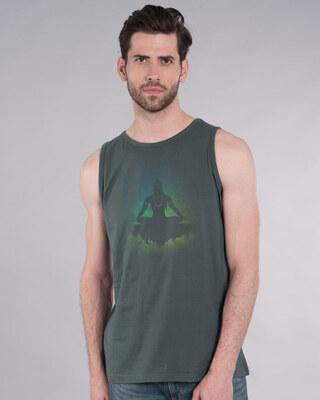 Shop Peace Yogi Vest-Front