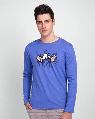 Shop Peek Out Full Sleeve T-Shirt-Front