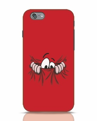 Shop Peek Out iPhone 6s Mobile Cover-Front