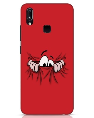Shop Peek Out Vivo Y91 Mobile Cover-Front