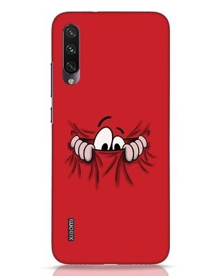 Shop Peek Out Xiaomi Mi A3 Mobile Cover-Front