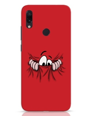 Shop Peek Out Xiaomi Redmi Note 7 Mobile Cover-Front