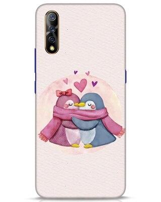 Shop Penguin Love Vivo S1 Mobile Cover-Front