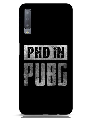 Shop Phd In Pubg Samsung Galaxy A7 Mobile Cover-Front