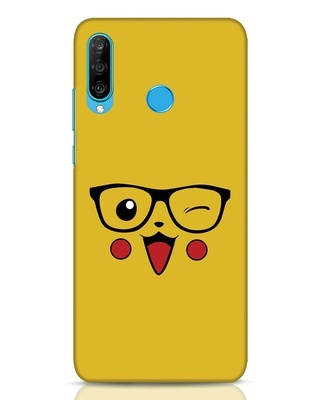 Shop Pika Huawei P30 Lite Mobile Cover-Front