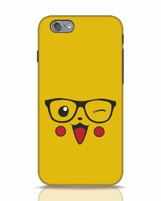 Shop Pika iPhone 6 Mobile Cover-Front