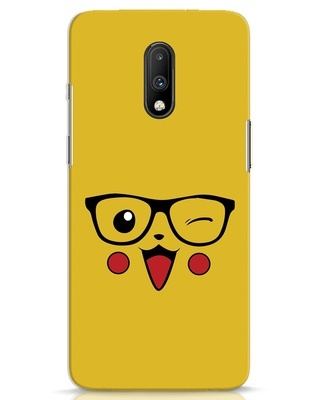 Shop Pika OnePlus 7 Mobile Cover-Front