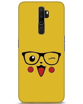 Shop Pika Oppo A5 2020 Mobile Cover-Front