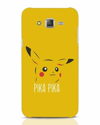 Shop Pika Pika Samsung Galaxy J7 Mobile Cover-Front