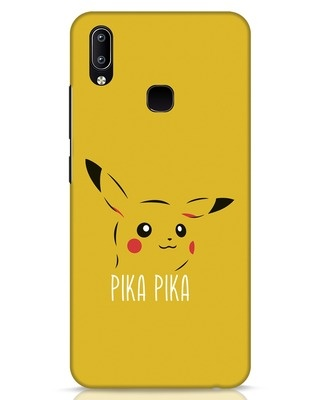 Shop Pika Pika Vivo Y91 Mobile Cover-Front