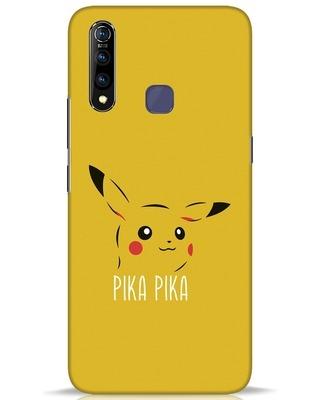 Shop Pika Pika Vivo Z1 Pro Mobile Cover-Front