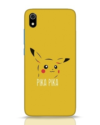 Shop Pika Pika Xiaomi Redmi 7A Mobile Cover-Front