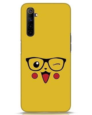 Shop Pika Realme 6i Mobile Cover-Front