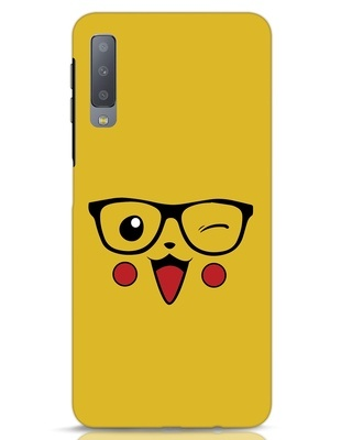 Shop Pika Samsung Galaxy A7 Mobile Cover-Front