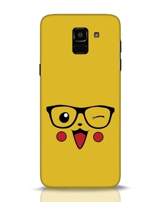 Shop Pika Samsung Galaxy J6 Mobile Cover-Front