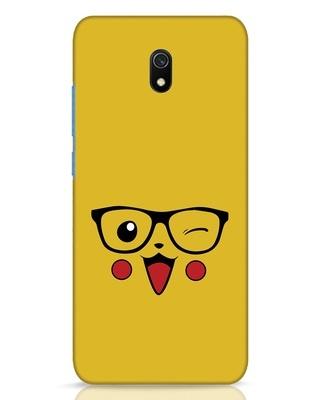 Shop Pika Xiaomi Redmi 8A Dual Mobile Cover-Front