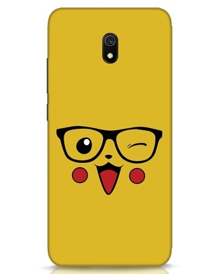 Shop Pika Xiaomi Redmi 8A Mobile Cover-Front