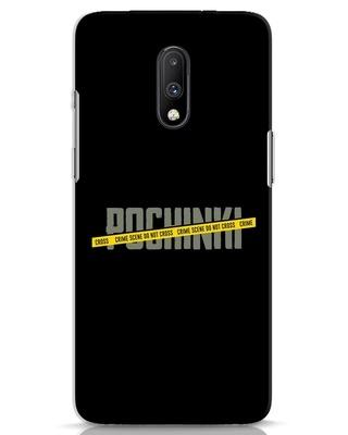 Shop Pochinki Crime Scene OnePlus 7 Mobile Cover-Front
