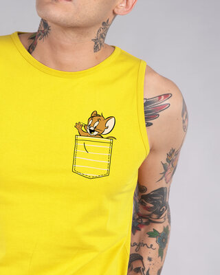 Shop Pocket Jerry Vest (TJL)-Front