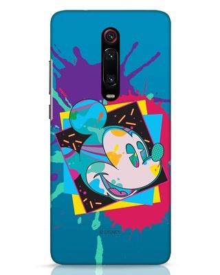 Shop Pop Mickey Xiaomi Redmi K20 Pro Mobile Cover (DL)-Front