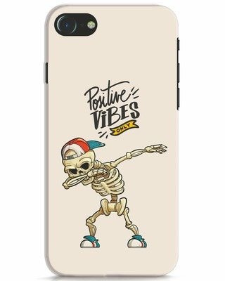 Shop Positivevibesdab iPhone 7 Mobile Cover-Front