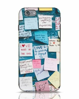 Shop Post It Up iPhone 6 Mobile Cover-Front